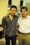 Luis de Alfonso y Carlos Castillo