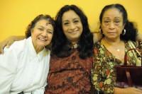 Ethel, Mariana y Alma Rosa