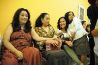 Mariana, Alma y Ana Altamirano