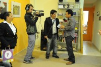 Luis de Alfonso entrevistado